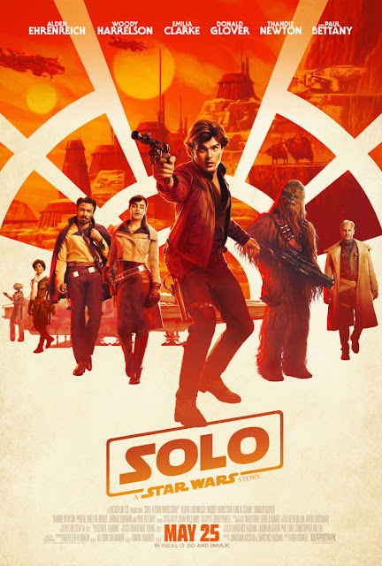 Solo: A Star Wars Story, il trailer