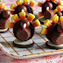 How To Make Thanksgiving Foil Covered Chocolate Balls Recipes For Kids?