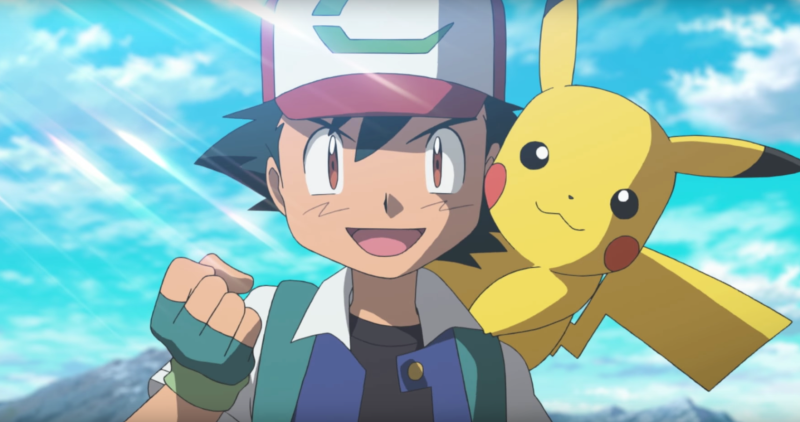 Pikachu hace algo espectacular en la nueva película de Pokémon, ¡Te elijo a ti!
