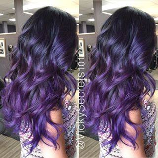 Silver Or Purple Shades Top Hair Color Trends The Haircut Web