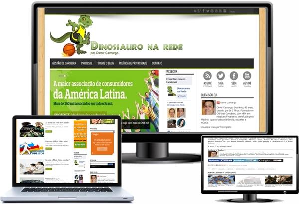 Blog Dinossauro na Rede