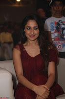 Pragya Jaiswal in Stunnign Deep neck Designer Maroon Dress at Nakshatram music launch ~ CelebesNext Celebrities Galleries 120.JPG