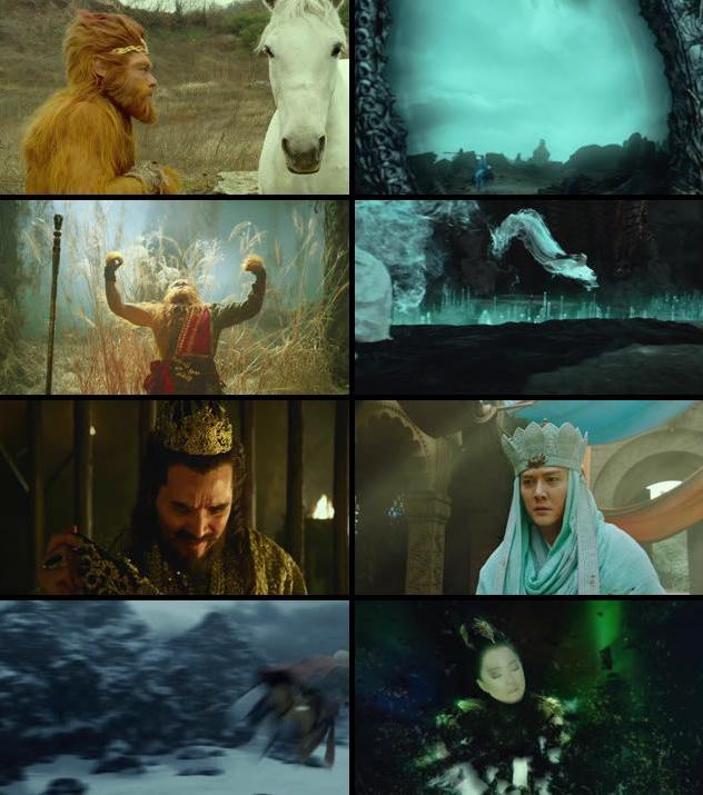 The Monkey King 2 2016 Dual Audio Hindi 720p BluRay