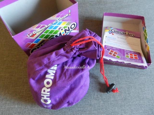 || Chromino, les dominos avec des couleurs (Présentation & Avis)