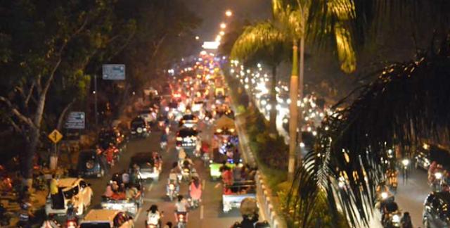 Malam Takbiran Idul Adha, Jalan Jakarta Lengang