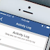 Clear Facebook Activity Log