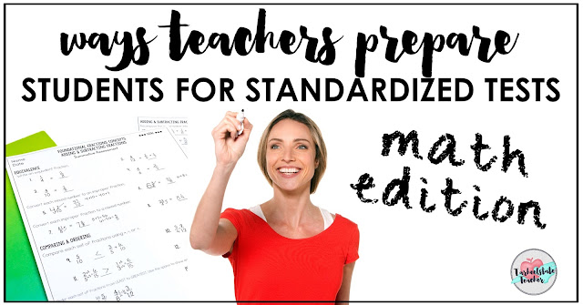 Good teachers prepare students for standardized reading tests all year long and in so many ways. It's not all about the drill and kill reading test prep in the best classrooms. This blog post celebrates all you have done in your readers workshop and includes ideas and strategies for how you can support your students to grow as readers ALL YEAR LONG. 3rd grade, 4th grade, and 5th grade teachers, read and enjoy!