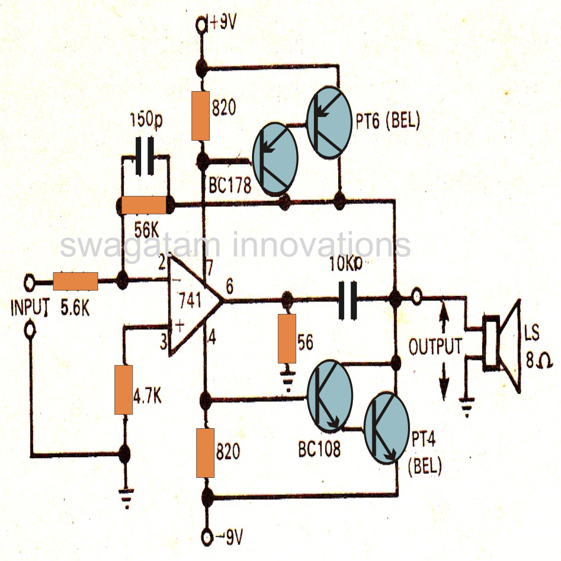 How To Make Ic 741 Application Circuits moreover Anti Theft Alarm For Bikes By Vinod And Venu moreover Additional Annunciation System For 3311kv Substations as well Lm339 Datasheet likewise Temperature Sensing Switch Using Lm35   Lm358. on voltage comparator circuit diagram