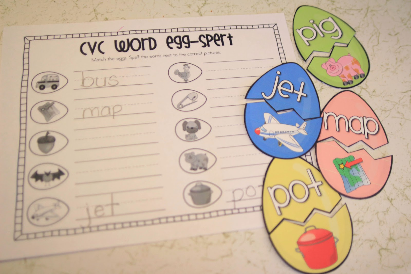 Mrs Ricca S Kindergarten April