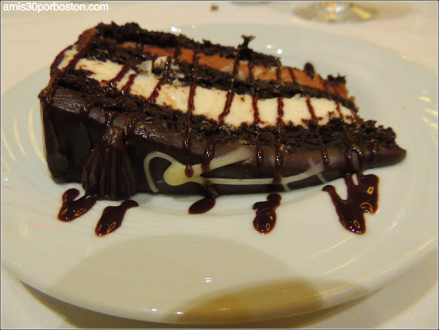 Menú Dine Out Fogo De Chao: Chocolate Mousse Cake