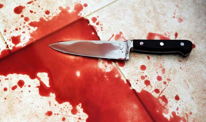 OMG!! 18-Year-Old Boy Chops Off Brother's Wife Hand For Fighting His Mu