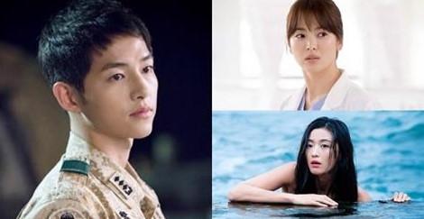 Jun Ji Hyun, Song Hye Kyo và Song Joong Ki được đề cử giải Daesang danh giá