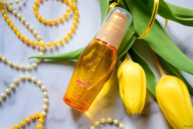 Ochronny olejek do włosów Eleo Oriflame