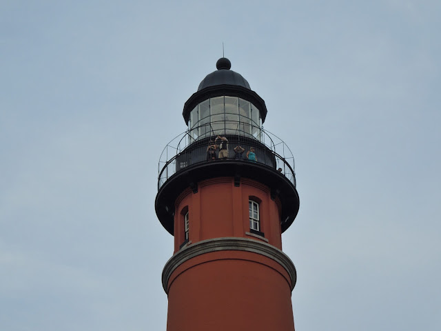 Ponce Inlet Lighthouse tower