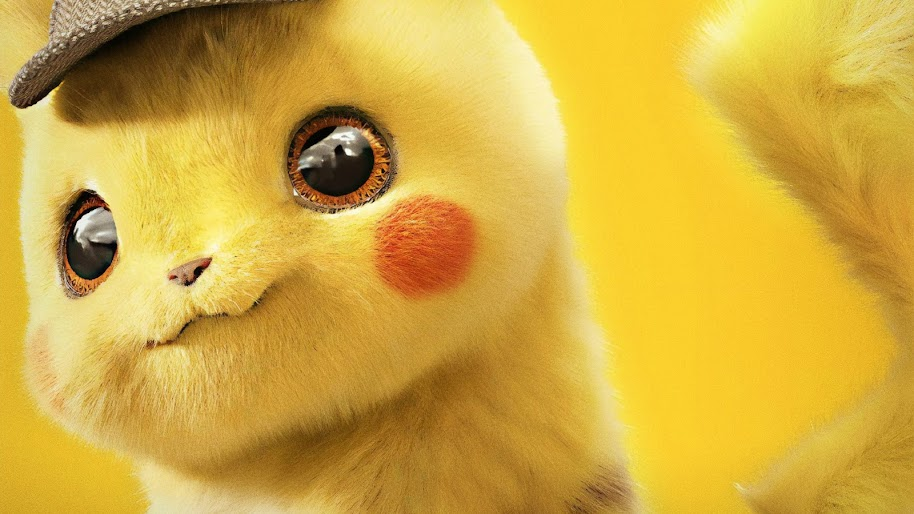 Detective Pikachu, 4K, #56