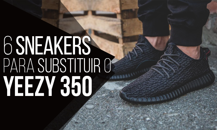 Adidas Yeezy 350 Boost 'Tan' on the foot near the AQ 2661 Kan Ye coconut shoes information
