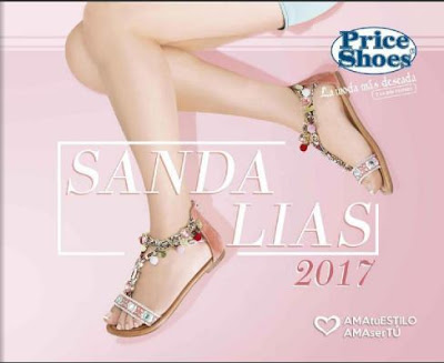 catalogo sandalias price shoes en linea