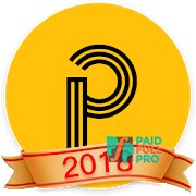 P Launcher Pie Launcher circle theme icon pack Prime APK