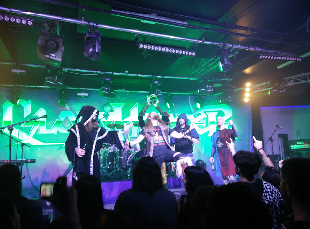 GloryHammer en Madrid 2018