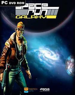 غلاف لعبة الحرب في الفضاء Space Run Galaxy