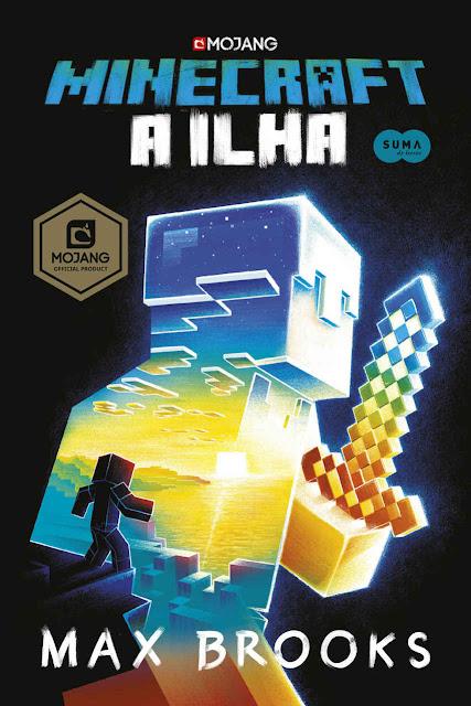Minecraft A ilha - Max Brooks