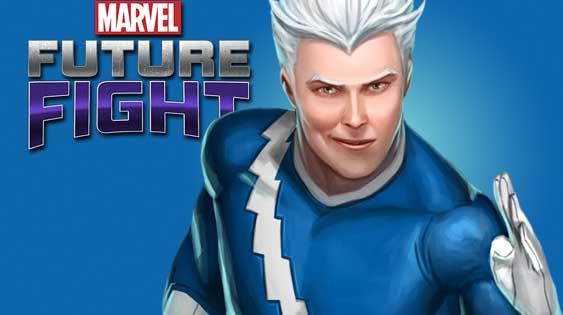 quicksilver marvel future fight build