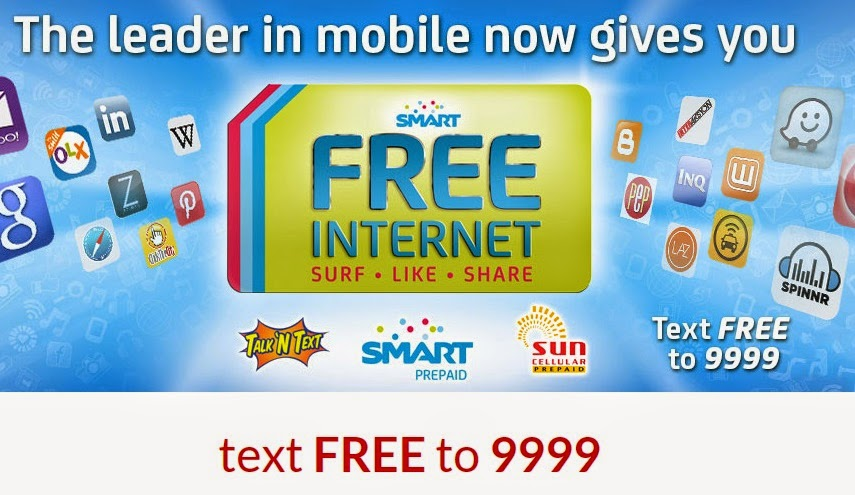 10 Things You Should Know about Smart, TNT and Sun Free Internet