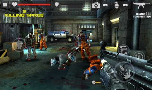 Download Dead Target Zombie Mod Apk Terbaru For Android