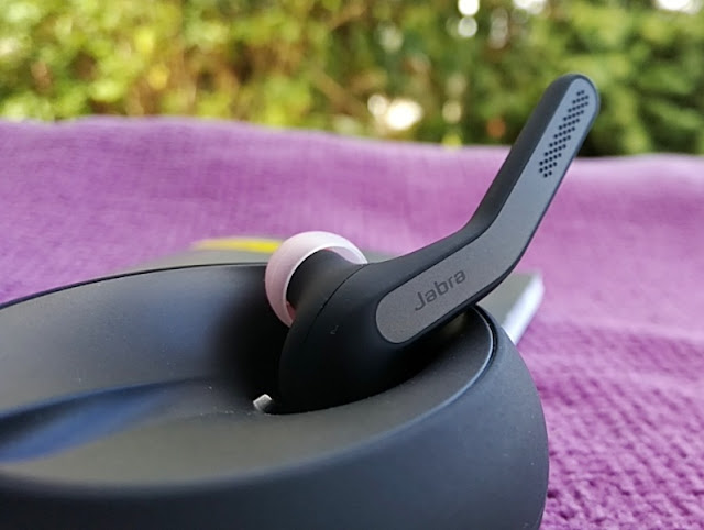 Jabra Utter 55 Bluetooth Mobile Call Upward Earpiece