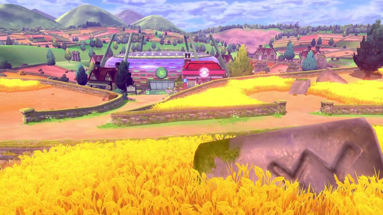 I Choose To Stand Pokemon Sword Shield 10 Speculations Based On