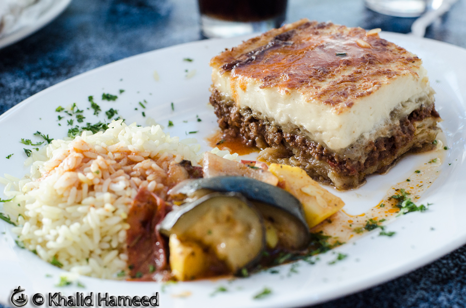 Hellas Restaurant And Bakery Tarpon Springs Fl