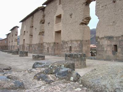 Templo de Viracocha, Perú, La vuelta al mundo de Asun y Ricardo, round the world, mundoporlibre.com
