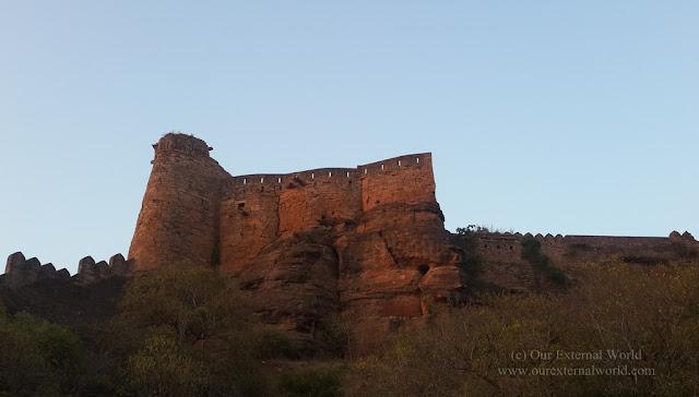 Gwalior Fort, Road Trip Madhya Pradesh