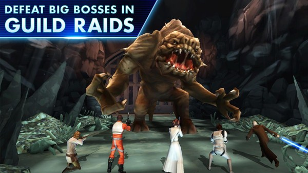 free direct download last version of Star Wars™: Galaxy of Heroes apk for android