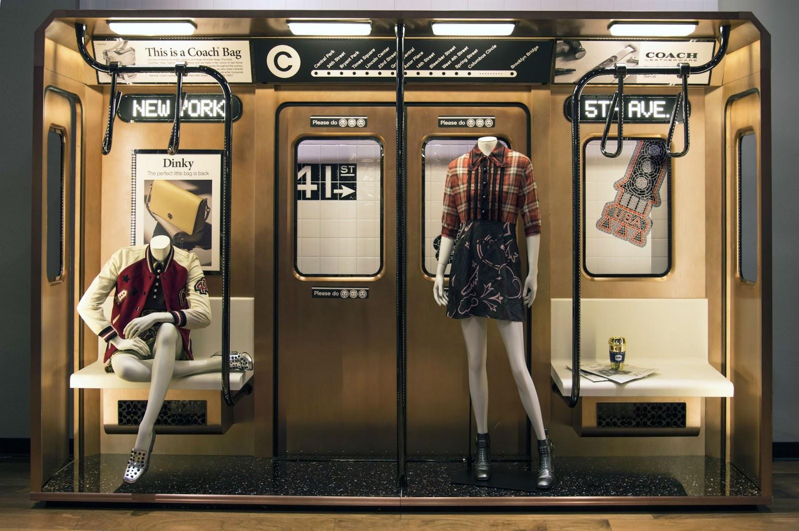 La importancia del visual marketing y las vitrinas seg n - Como iluminar un escaparate ...