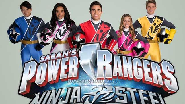 Power Rangers Ninja Steel Temporada 1 HD Latino