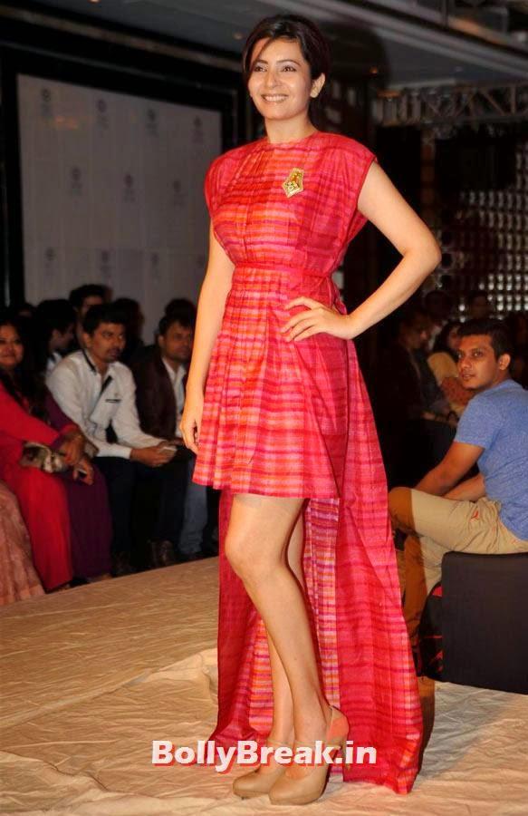 Shonali Nagrani, LFW 2014 Pics  - Lakme Fashion Week 2014 Photo Gallery