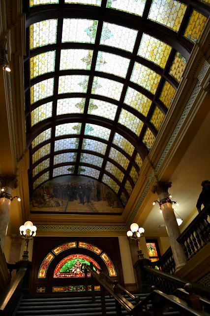 Капітолій штату Монтана, Гелена, Монтана (Montana State Capitol, Helena, Montana)