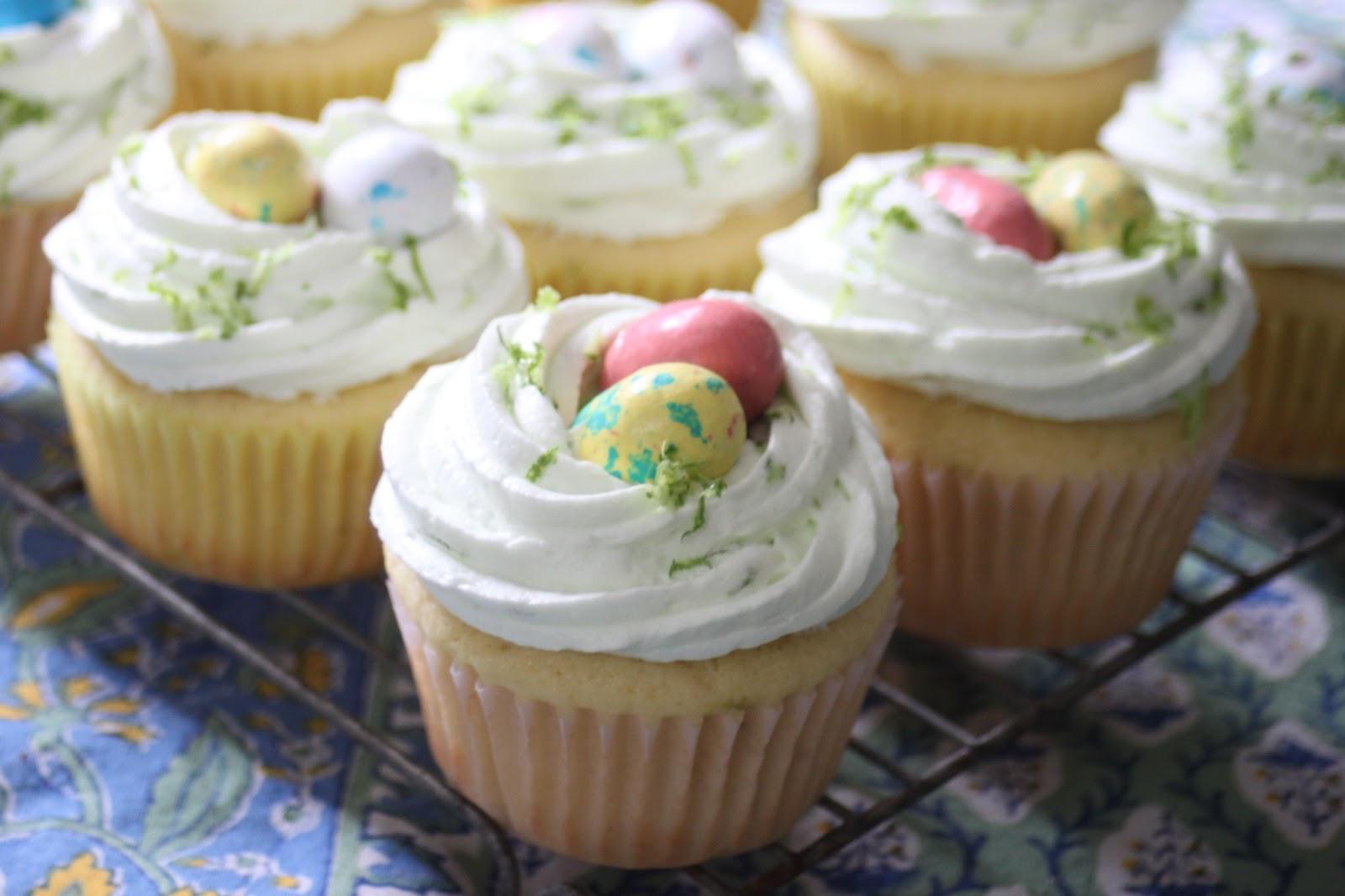 Good Clean Fun: Margarita Cupcakes