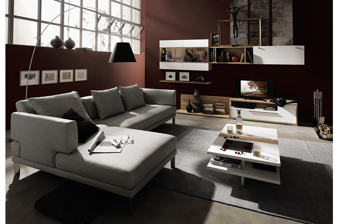 Living Room Furniture: Modern Living Room Furniture Designs Ideas.