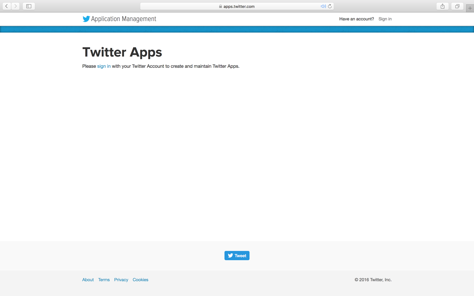 Setting up the twitter r package for text analytics r for R s bains twitter