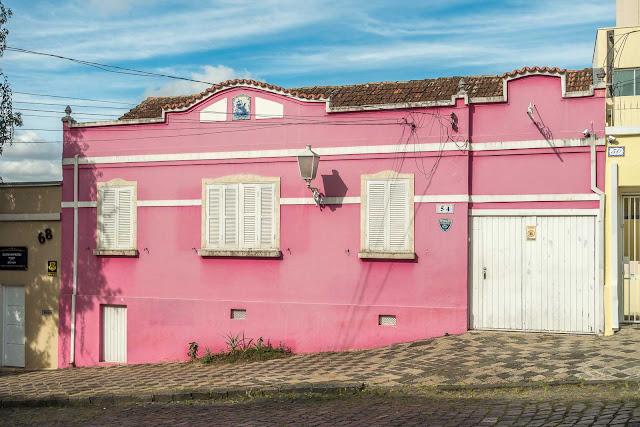 casa na Rua Portugal