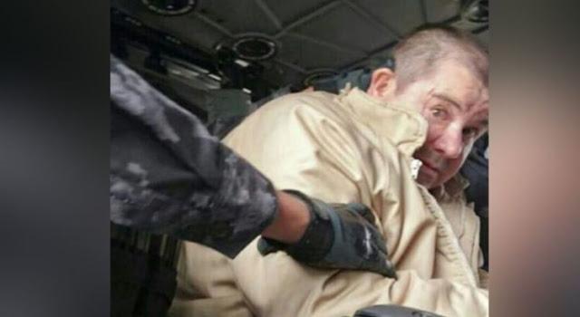 Narcos sacan trapitos de 'El Chapo' Guzmán