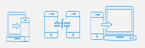 مزايا برنامج EaseUS MobiMover Free لنقل الملفات بين اجهزة الايفون