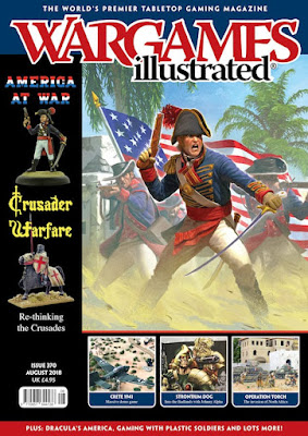 Wargames Illustrated 370, August 2018