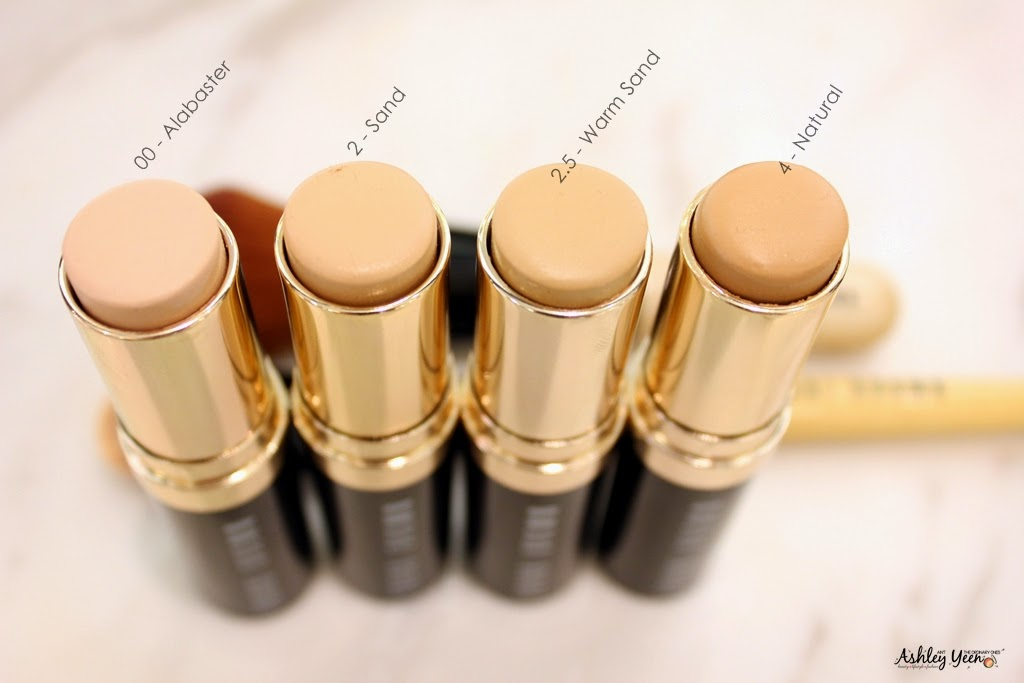 Tried And Tested Bobbi Brown New Skin Foundation Stick Ashley