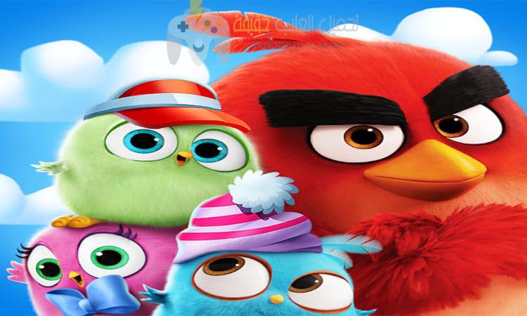 تحميل لعبة Angry Birds 3 للكمبيوتر والاندرويد مجانا