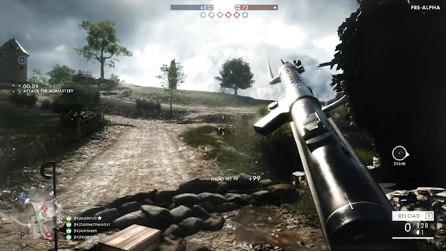Battlefield 1 - RELOAD BUG Is BACK