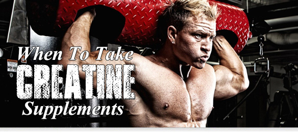 How When is the Best time to take Creatine monohydrate for Best results