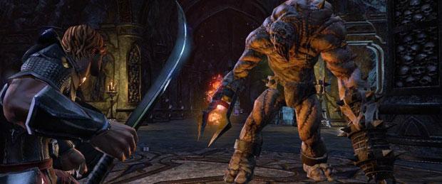 Elder Scrolls Online Gameplay Presentation